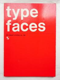 Type Faces dai nippon printing co., ltd.