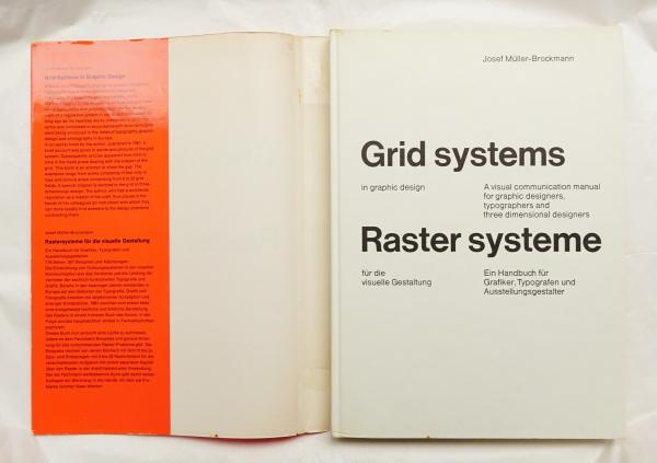 Grid Systems In Graphic Design A Visual Communication Manual For Graphic Designers Typographers And Three Dimensional Designers 著 Josef Muller Brockmann パージナ 古本 中古本 古書籍の通販は 日本の古本屋 日本の古本屋