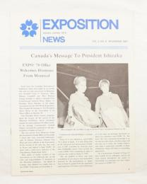 EXPOSITION NEWS