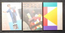ESPRIT: The Making of an Image + ESPRIT'S Graphic Work 1984-1986 + ESPRIT : The Comprehensive Design Principle