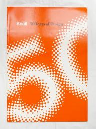 Knoll 50 Years of Design