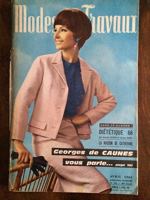 Modes & Travaux  Avril1966 №784-48e Annee