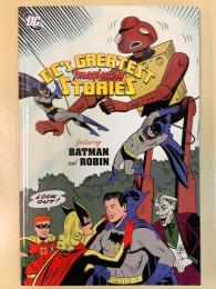 DC'S GREATEST IMAGINARY STORIES Vol.2: featuring BATMAN AND ROBIN 【アメコミ】【原書トレードペーパーバック】
