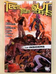 TEEN TITANS/OUTSIDERS: THE INSIDERS 【アメコミ】【原書トレードペーパーバック】