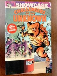 CHALLENGERS OF THE UNKNOWN Vol.2 (SHOWCASE PRESENTS)【アメコミ】【原書トレードペーパーバック】