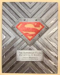 THE SUPERMAN FILES: COMPILED BY BRAINIAC 5【アメコミ】【原書ガイドブック/ハードカバー】