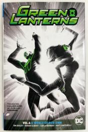 GREEN LANTERNS Vol.6: A WORLD OF OUR OWN【アメコミ】【原書トレードペーパーバック】