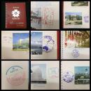 人類の進歩と調和 EXPO'70 カラー写真入 スタンプコレクション 日本...