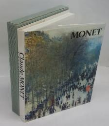 MONET モネ展  CLAUDE MONET  A RETROPECTIVE