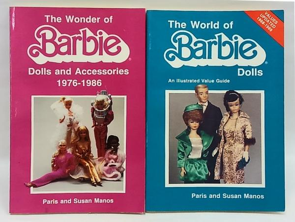 The Wonder of Barbie Dolls and Accessories 1976-1986、The World of Barbie Dolls
