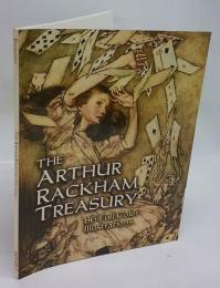 THE ARTHUR RACKHAM TREASURY 86 Full Color Illustrations