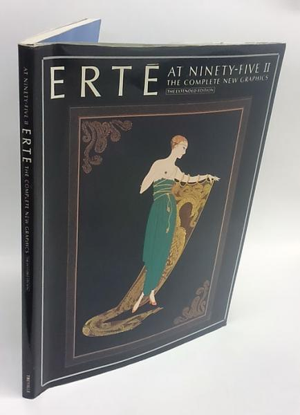 Erté at ninety-five THE COMPLETE NEW GRAPHICS 2