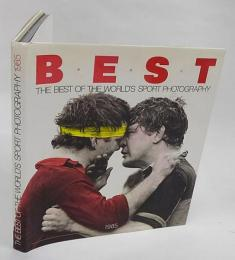 BEST The Best of the World's Sport Photography 1985 ハードカバー