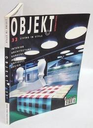 OBJEKT International 33 Living in Style