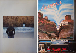 Al stewart TIME PASSAGES TOUR JAPAN 1979 OFFICIAL PROGRAMME アル・スチュワート