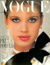 VOGUE PARIS(仏) AOUT 1985