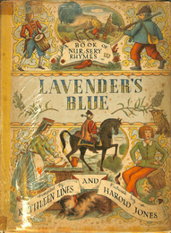 LAVENDER'S BLUE A BOOK OF NURSERY RHYMES(英)