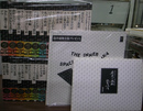 筒井康隆全集 全24巻揃 特典の原稿と特典LP付き