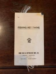 FISHING NET TWINE