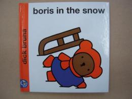boris in the snow(洋書絵本)