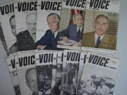 THE VOICE OF AMERICA 1950~1953 15冊