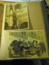 戦前〜昭和23年頃までの消防戦術訓練風景の生写真36点スクラップファイル ...
