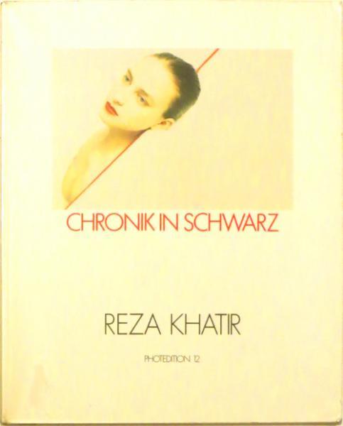 reza khatir chronikin schwarz レザ ハティール 写真 アカミミ古