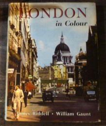 James Riddell/LONDON in Colour  1955