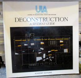 Deconstruction: A Student Guide (Uia Journals S.)脱構築 英語 ペーパーバック