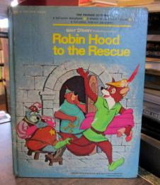 Robin Hood to the Rescue    A GOLDEN BOOK