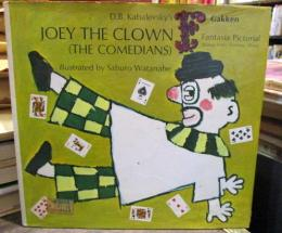 JOEY THE CLOWN  (THE COMEDIANS)         Fantasia Pictorialシリーズ