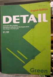 DETAIL Green  (Special Edition) 2009年1月 Sustainable Office Buildings 英語版