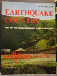 Earthquake Country -- How, Why and Where Earthquake Strike in California 英語 ペーパーバック