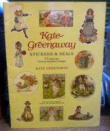 Kate Greenaway Stickers and Seals