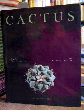 Cactus by Vincent Cerutti,, Paul Starosta (Contributor) Hardcover, 126 Pages, Published 1996