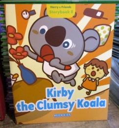 Kirby the clumsy koala