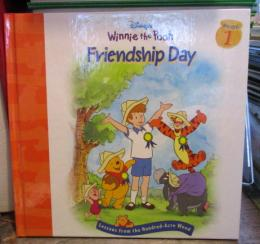 Winnie the Pooh Friendship Day  Book1  Lessons from the Hundred-Acre Wood