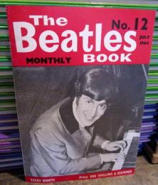 Beatles/monthly book No.12(USED MAGAZINE) July 1964