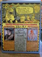 What It Is  by Lynda Barry Hardcover, 209 Pages, Published 2008