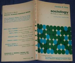 Sociology theStudyofmaninSociety