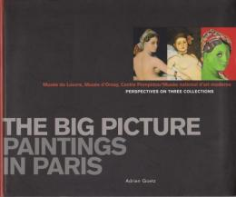 The big picture : paintings in Paris : Musee du Louvre, Musee d'Orsay, Centre Pompidou, Musee national d'art moderne : perspectives on three collections.