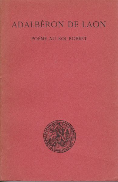 Poème Au Roi Robert