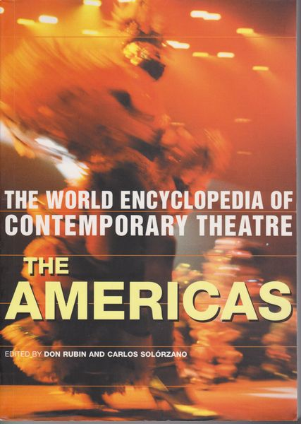 The world encyclopedia of contemporary theatre