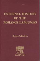 External history of the Romance languages