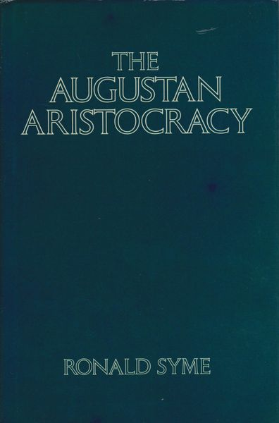 The Augustan aristocracy