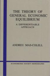 The theory of general economic equilibrium : a differentiable approach.