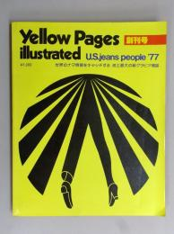 Yellow Pages illustrated 創刊号 U.S. jeans people '77