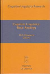 Cognitive linguistics : basic readings
