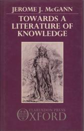 Towards a literature of knowledge