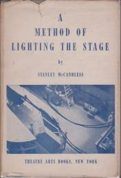 A method of lighting the stage